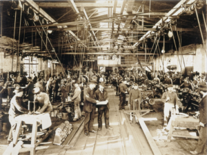 Industrialisierung