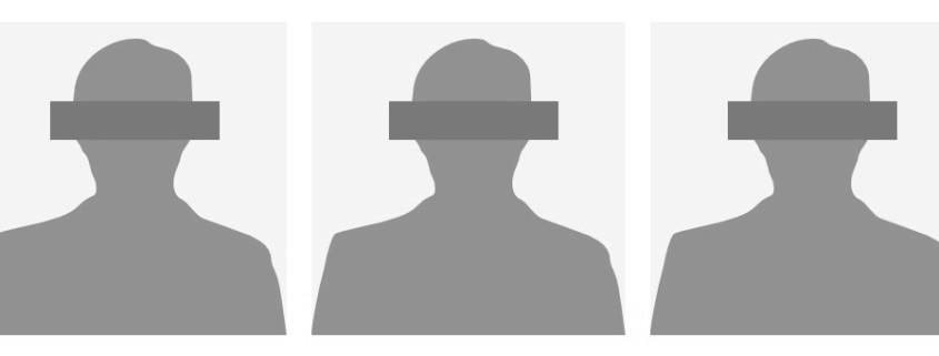 Anonymisierte Autoren