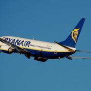 Ryanair Flugzeut
