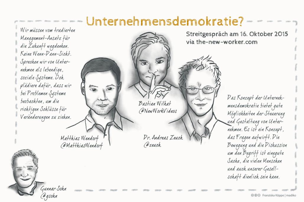 Unternehmensdemokratie - Streitgespräch Andreas - Matthias (Fazit)