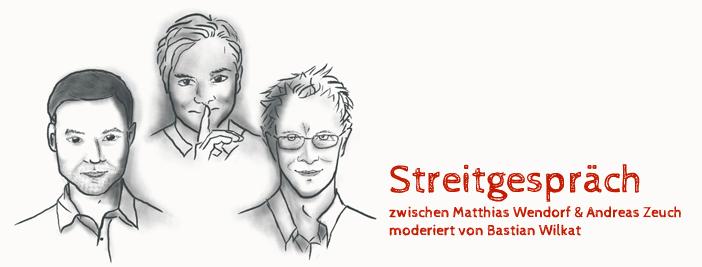Zeichnung Dr. Andreas Zeuch, Matthias Wendorf und Bastian Wilkat