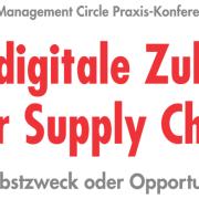 Konferenz - Die digitale Zukunft der Supply Chain