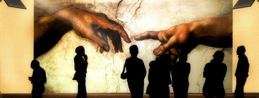 Menschenbild bei Michelangelo