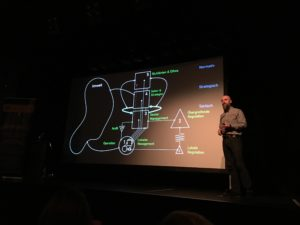 Mark Lambertz über das Viable System Model, ©Dr. Andreas Zeuch 2017