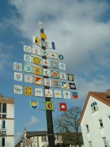 Vereinsbaum als Symbol des Wunsches nach Autonomie