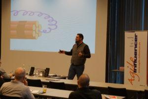 Andreas Ulrich, Vortrag zur Transformation