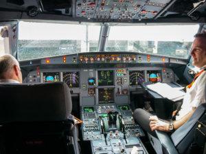 Nicht jeder kann mal schnell Pilot sein