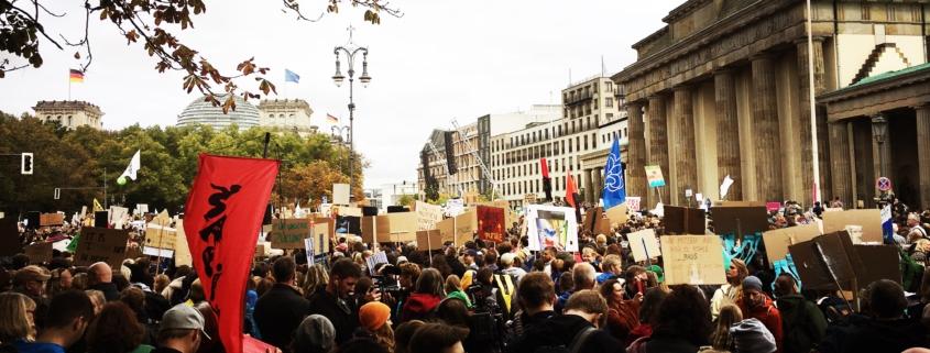 FridaysForFuture, 20.09.2019 - Klimawende, Klimapolitik und Unternehmensdemokratie
